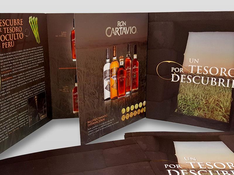 Impresión de catálogos de calidad para tu empresa