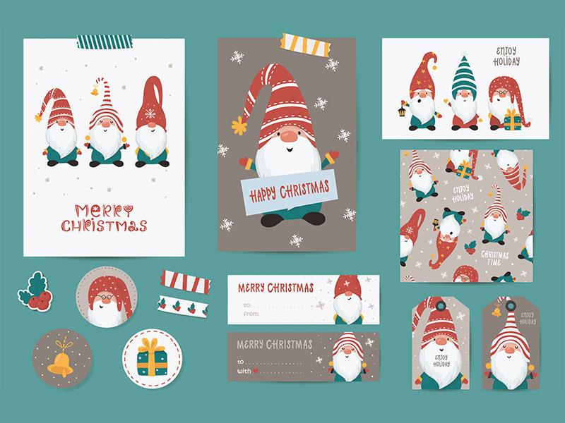 Tarjetas y felicitaciones navideñas para empresas