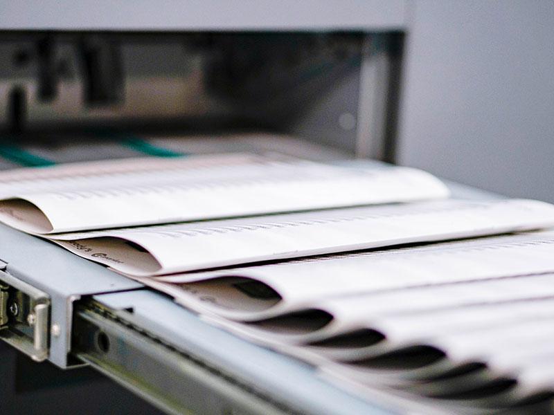 ¿Cómo escoger el papel perfecto para tu impresión?