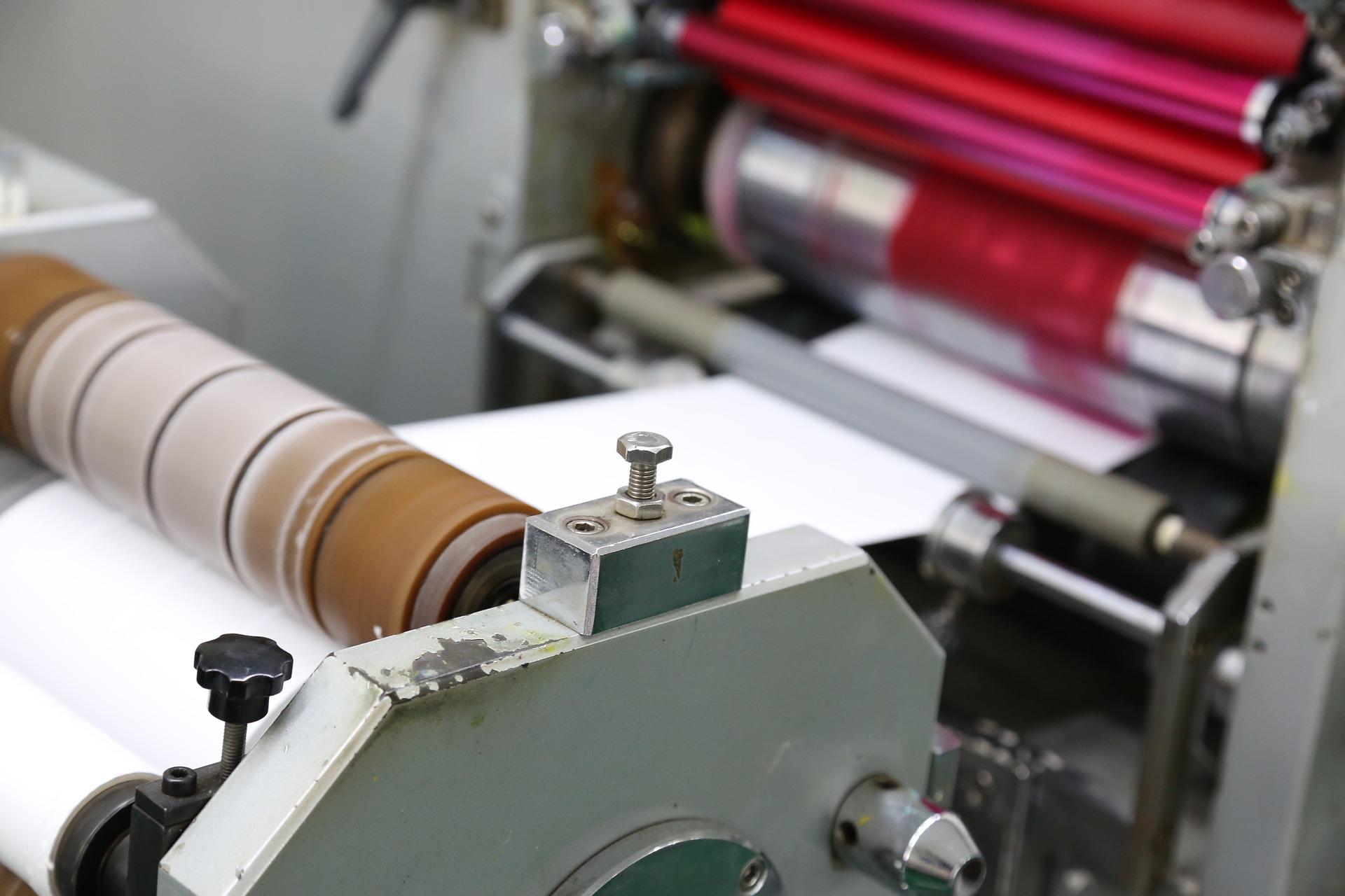 Impresión offset Printmakers